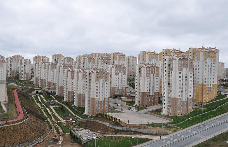 İstanbul Kayabaşı 3. Bölge Konutları