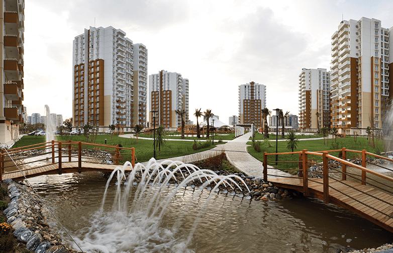 İzmir Mavişehir Kuzey Üst Bölge Konutları