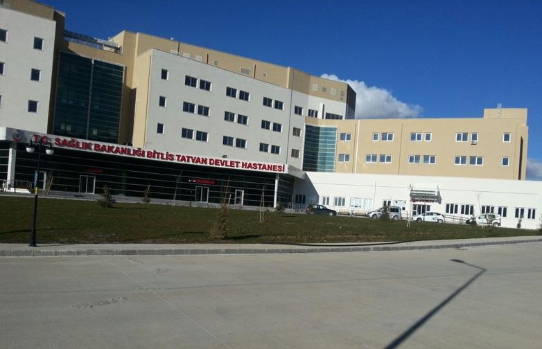 Bitlis Tatvan Devlet Hastanesi
