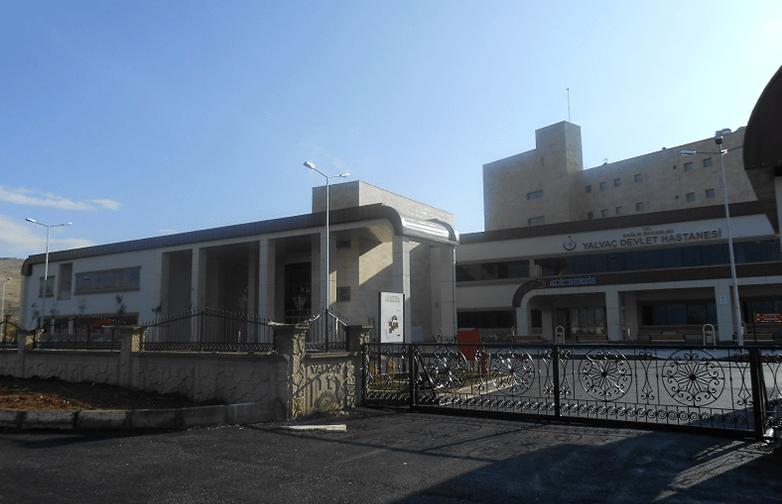 Isparta Yalvaç Devlet Hastanesi