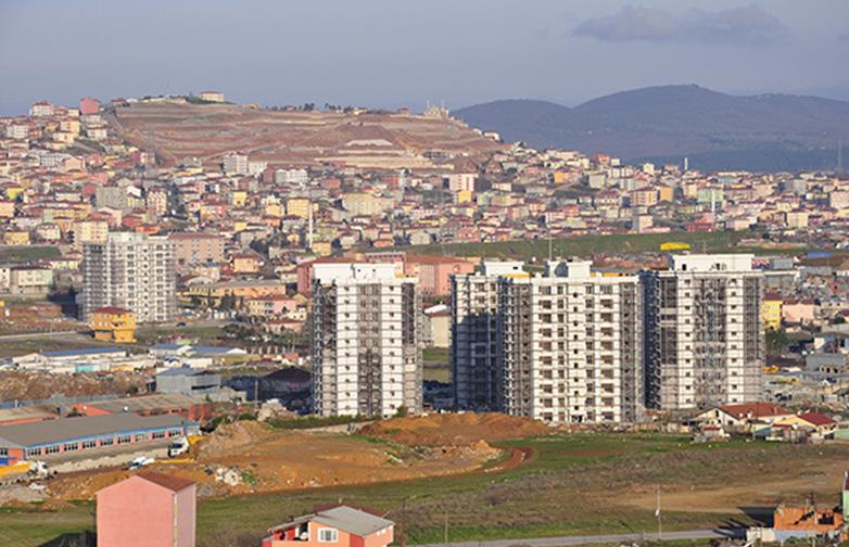 İstanbul Sultanbeyli Konutları