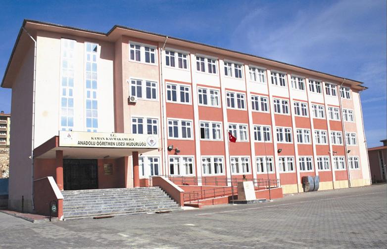Kaman İMKB Anadolu Lisesi