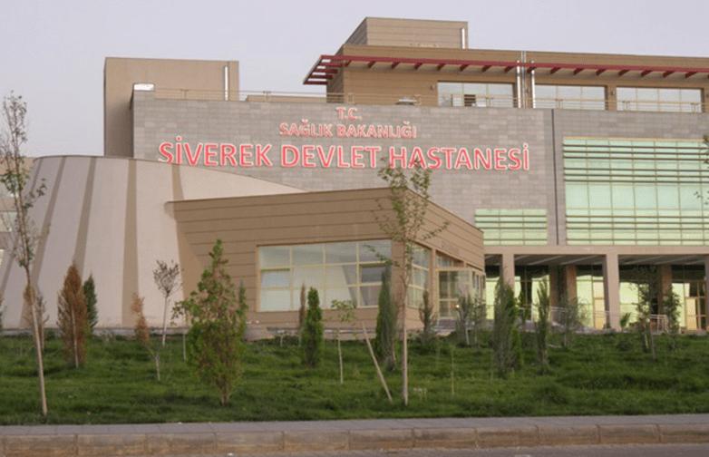 Şanlıurfa Siverek Devlet Hastanesi